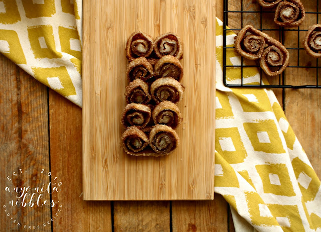 Crispy and flaky gluten-free palmiers