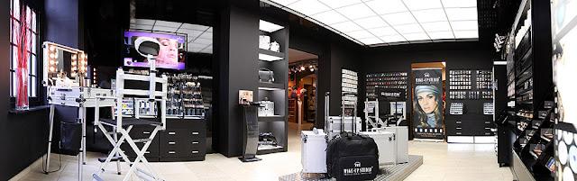 Onde comprar maquiagem em Amsterdã