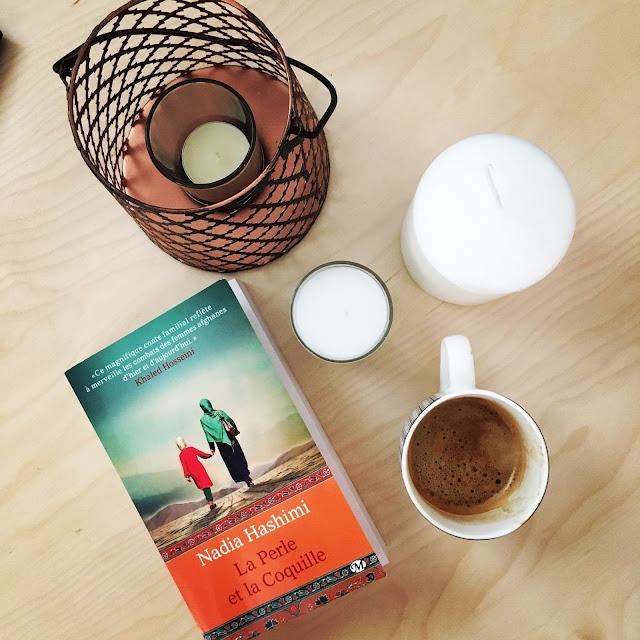 Chronique littéraire La perle et la coquille par Mally's Books