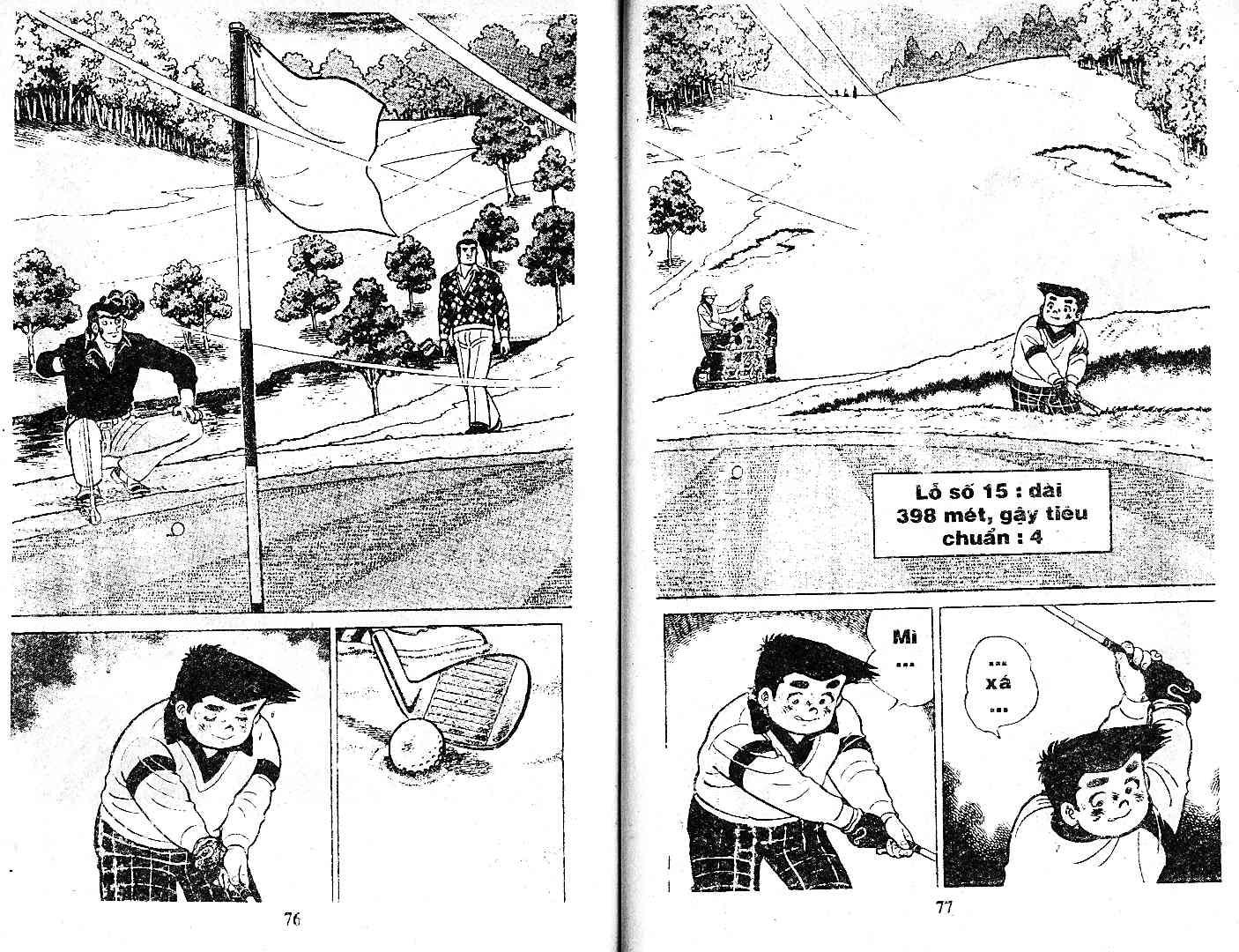 Ashita Tenki ni Naare chapter 26 trang 37