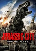 Jurassic City (2014) online y gratis