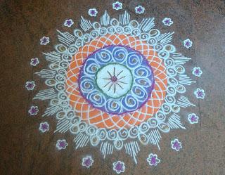 Rangoli art images designs