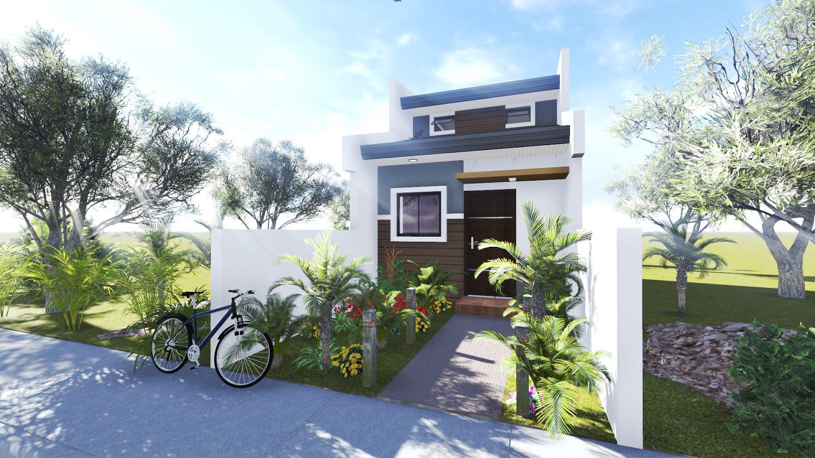 Tiny House Design With Loft