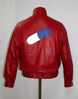 The Pill Jacket from AbbyShot, inspired by Kaneda from Akira