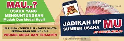Distributor pulsa murah, agen pulsa, jualan pulsa, topindo, top auto payment, paytrent, payfazz
