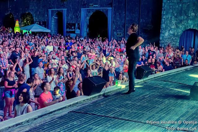 Koncert Prljavo kazalište u Opatiji @ ljetna pozornica 12.08.2018