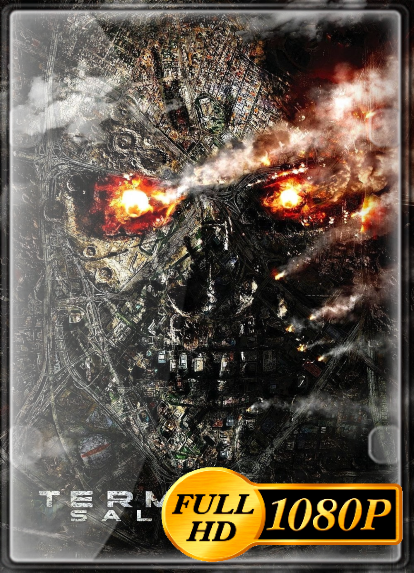 Terminator Salvation (2009) FULL HD 1080P LATINO/INGLES