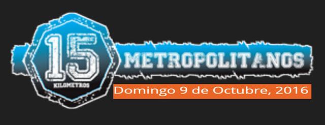 15k y 5k Metropolitanos (Buceo - Montevideo, 09/oct/2016)