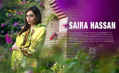 ZS-textiles-winter-embroidered-dresses-collection-2016-with-velvet-dupatta-2