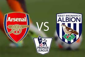Arsenal FC  VS West Bromwich Albion FC  ESPN+ HD
