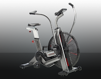 Assault AirBike Elite, review features compared with AirBike Classic, air fan exercise bikes