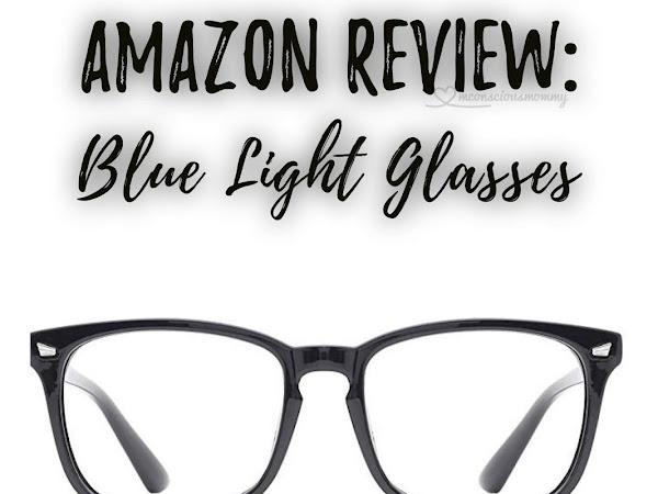 Amazon Blue Light Filtering Glasses