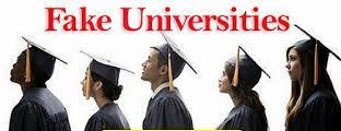 List Of Unaccredited/Unrecognized Universities In Nigeria By NUC, unacreddited universities and courses in Nigeria