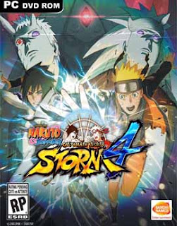 Download Naruto Shipudden Ultimate Ninja Storm 4 PC Game