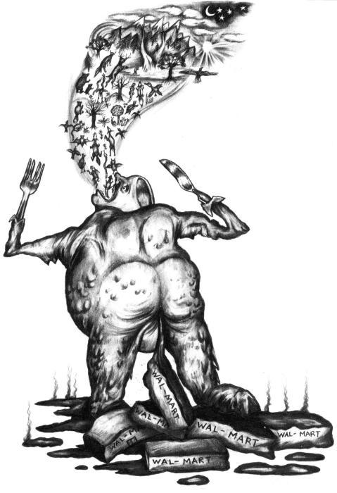 faire la perte de poids de walmart secoue le travail