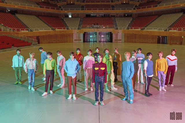 [MV] NCT2018 te sorprenden en BLACK ON BLACK