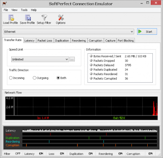 SoftPerfect Connection Emulator Pro 1.7.8 Full Version