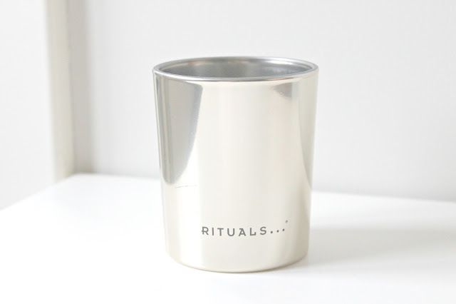 rituals the ritual of light candle geurkaars