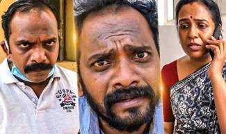 Ratsasan Fame Vinod Sagar's Short Film | கரோனா Kumar