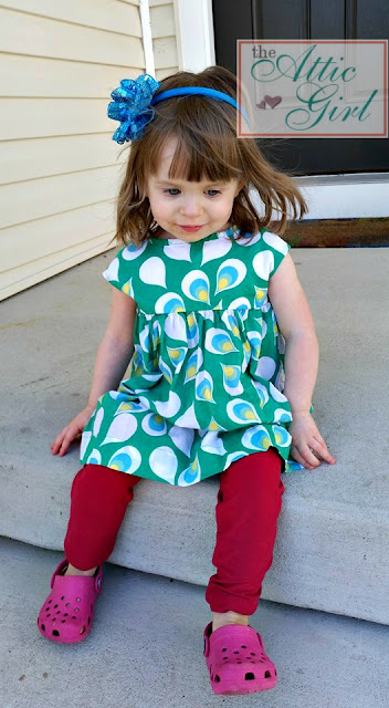 LuLaRoe for toddlers