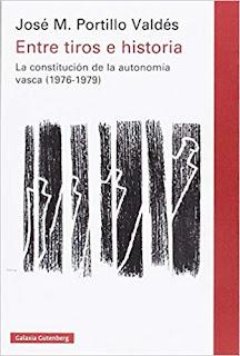 Entre tiros e historia- Jose M. Portillo Valdes