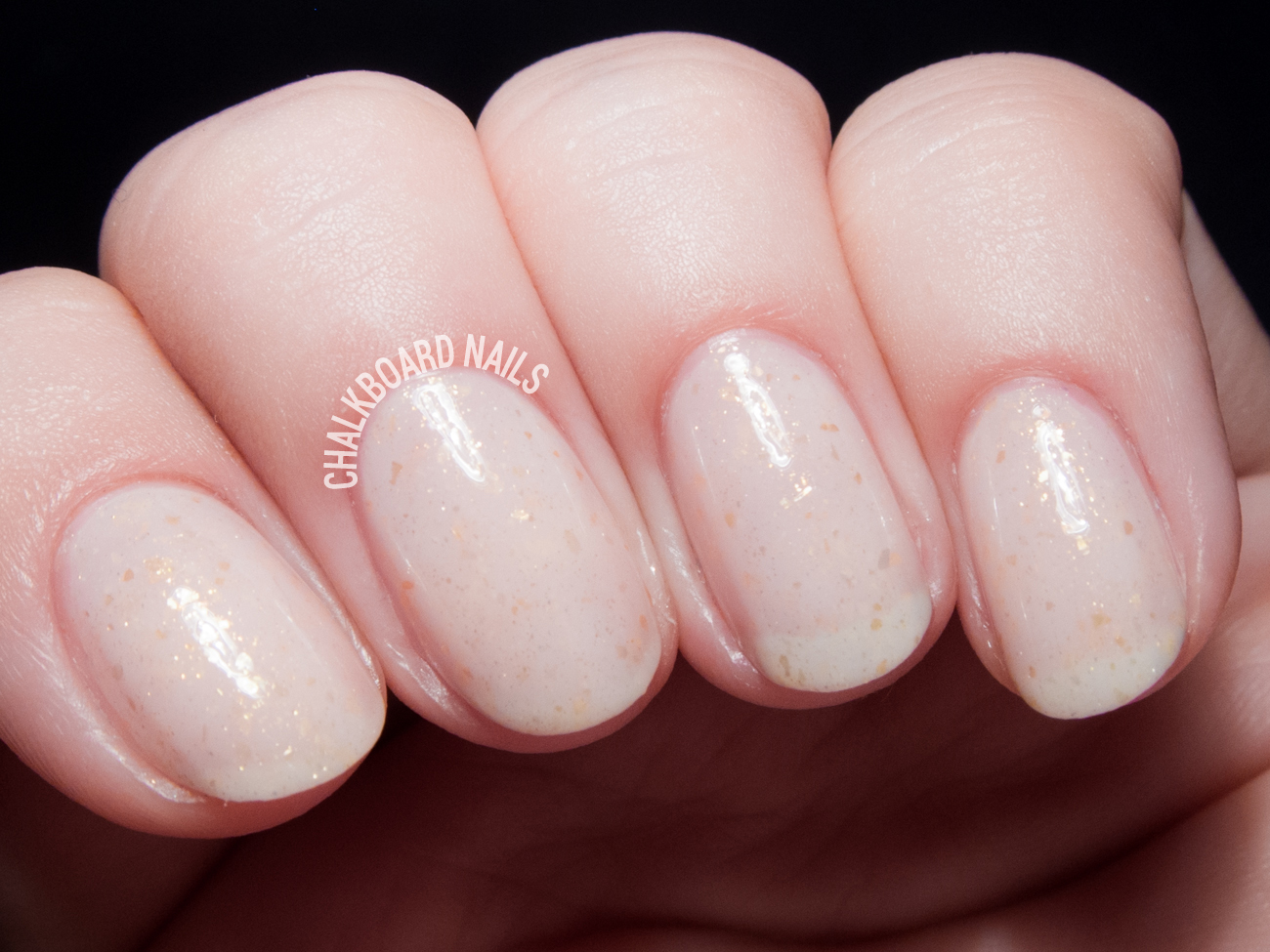 Contrary Polish Winter Sun via @chalkboardnails