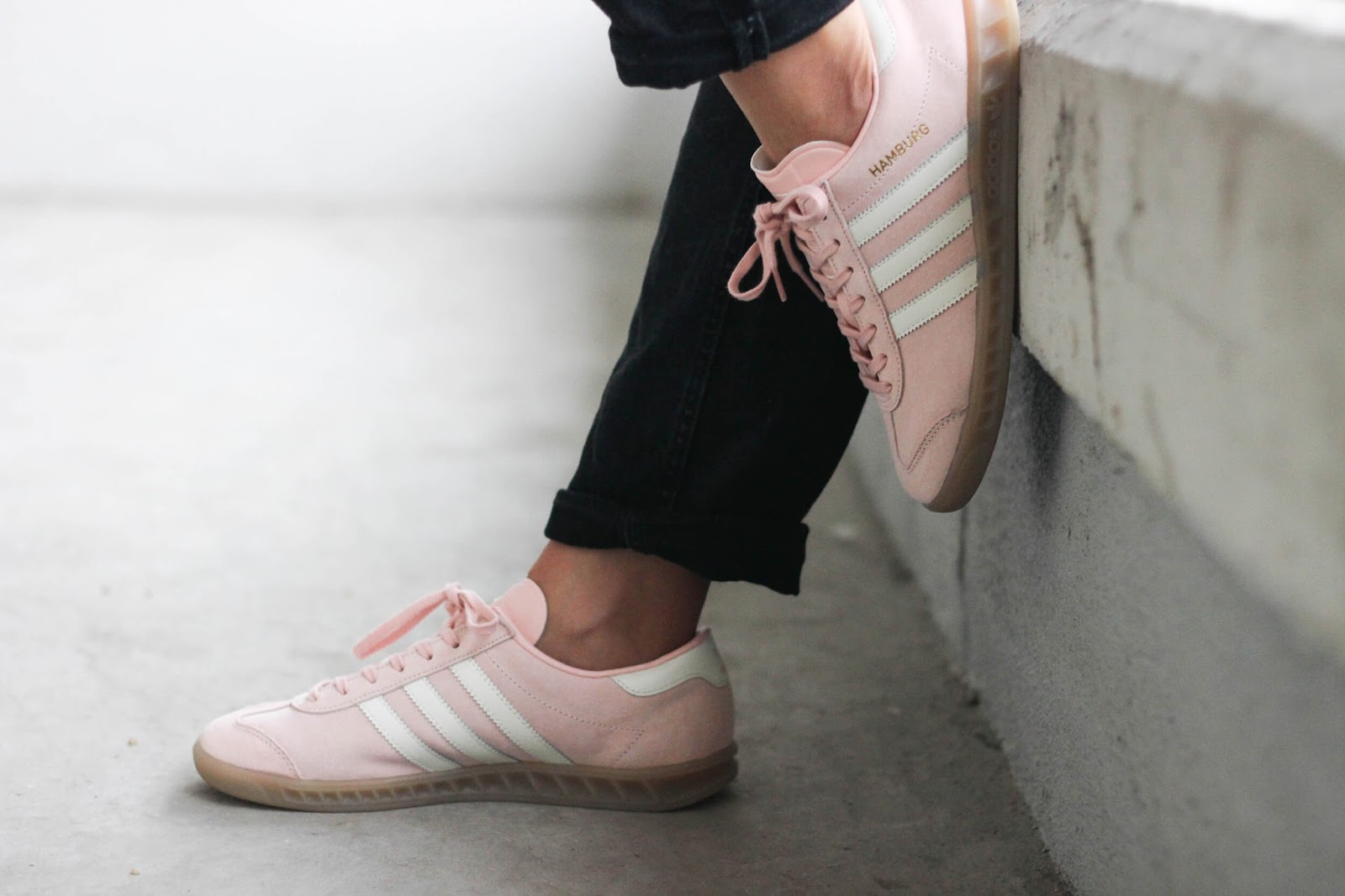 ADIDAS HAMBURG IN PINK