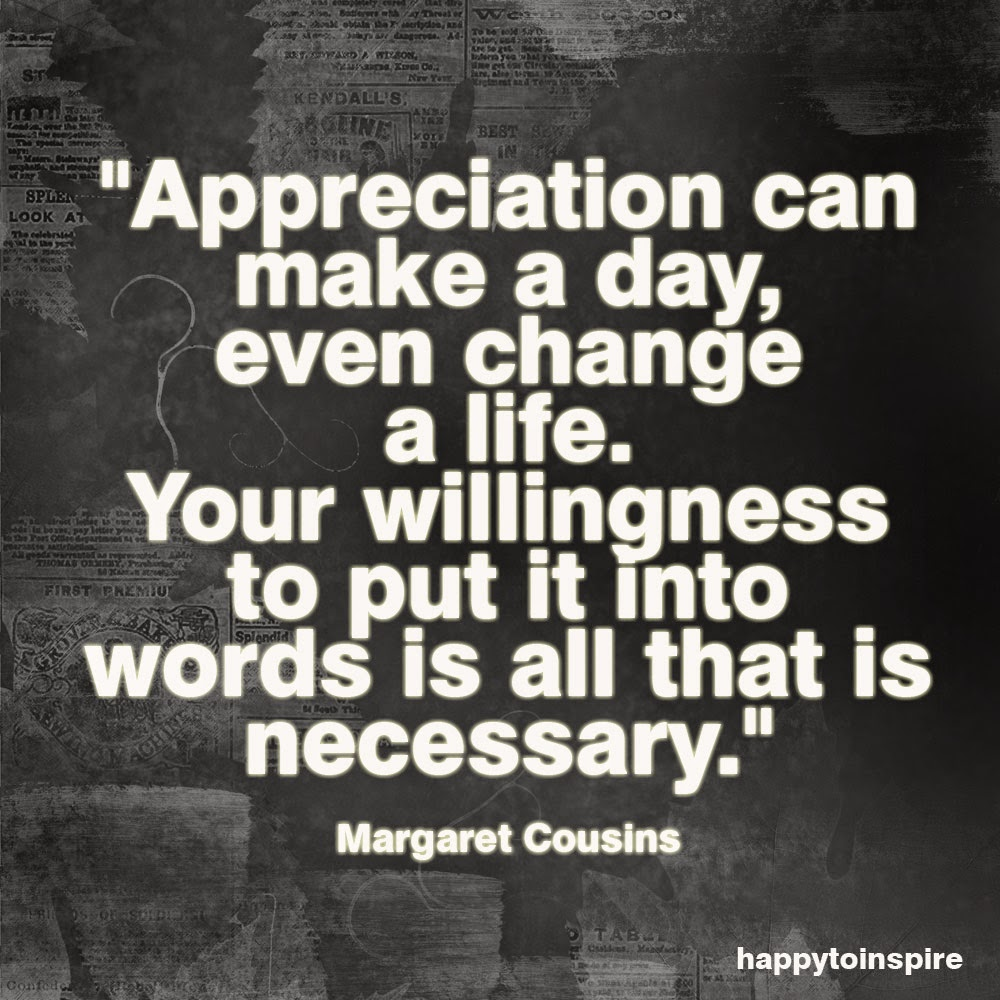 Quotes About Thanks And Appreciation: Thank You Quotes For Customer Service Week. QuotesGram