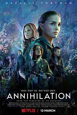 Annihilation 2018 Hollywood 300MB WEB DL 480p at movies500.xyz