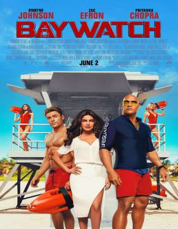 Baywatch 2017 UNRATED Hindi Dual Audio BRRip Full Movie Download