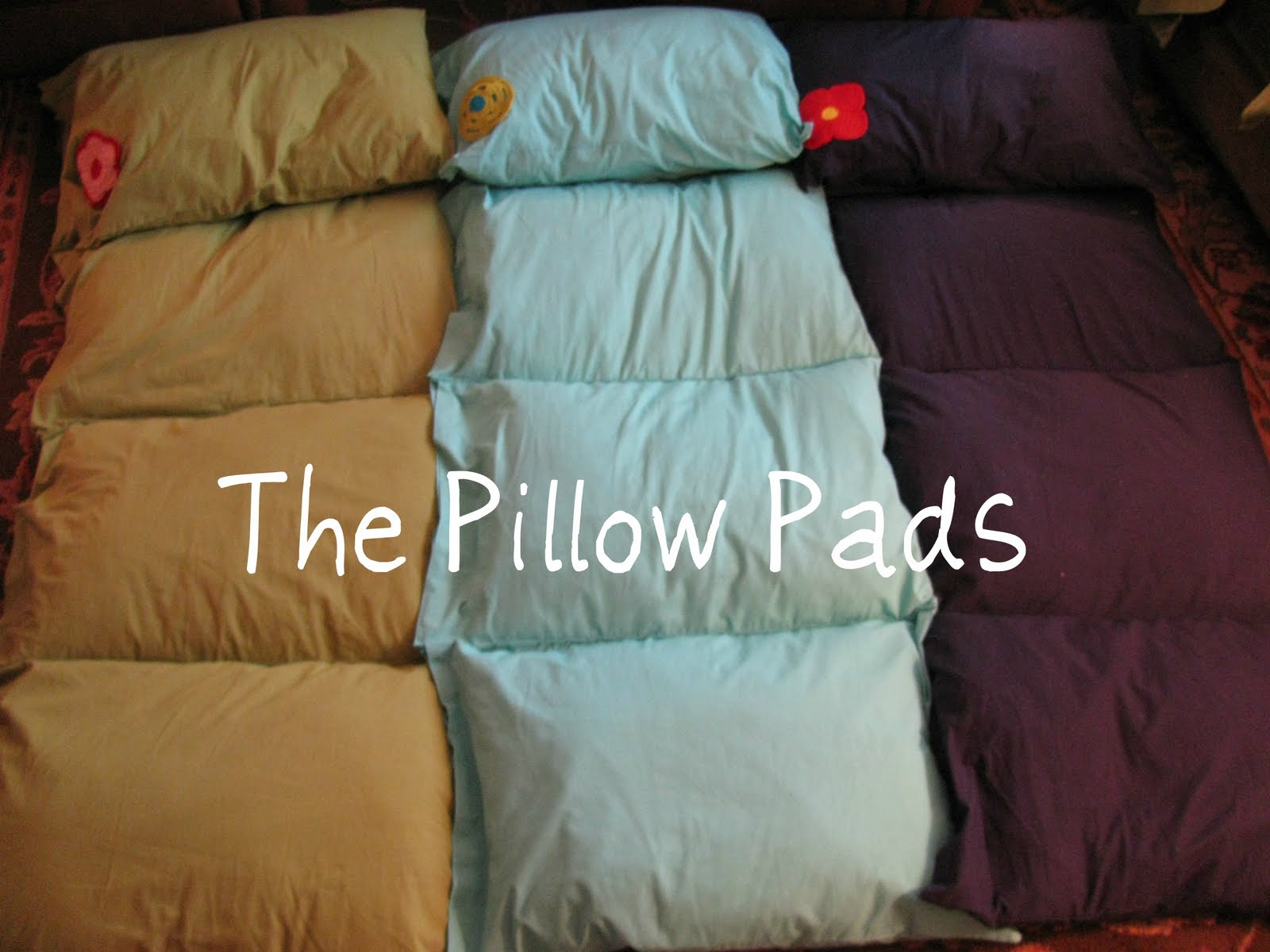 Home Life By Design Pillow Pads