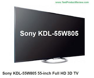 Sony KDL-55W805 review