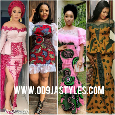 70+ Unique And Creative Different Ankara Styles And Patterns To Inspire Yourself With