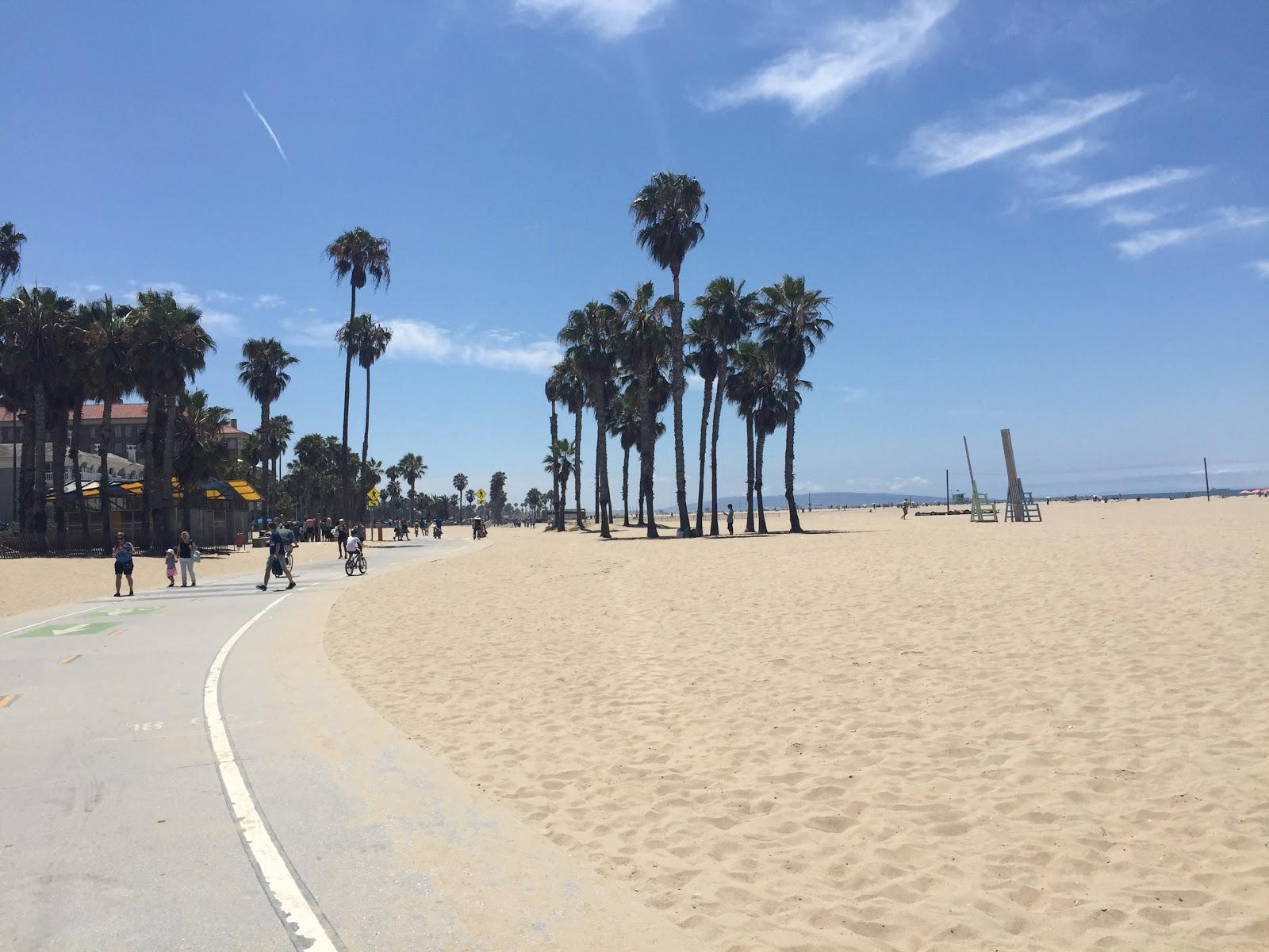Randki na długiej plaży