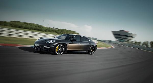 2015 Model Porsche Panamera Serisinin En Güzel Resimleri
