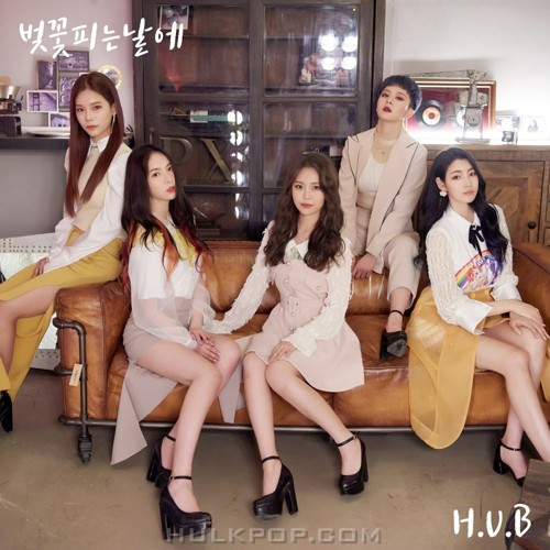 H.U.B. – When A Blossom Day Of Cherry Blossom – Single