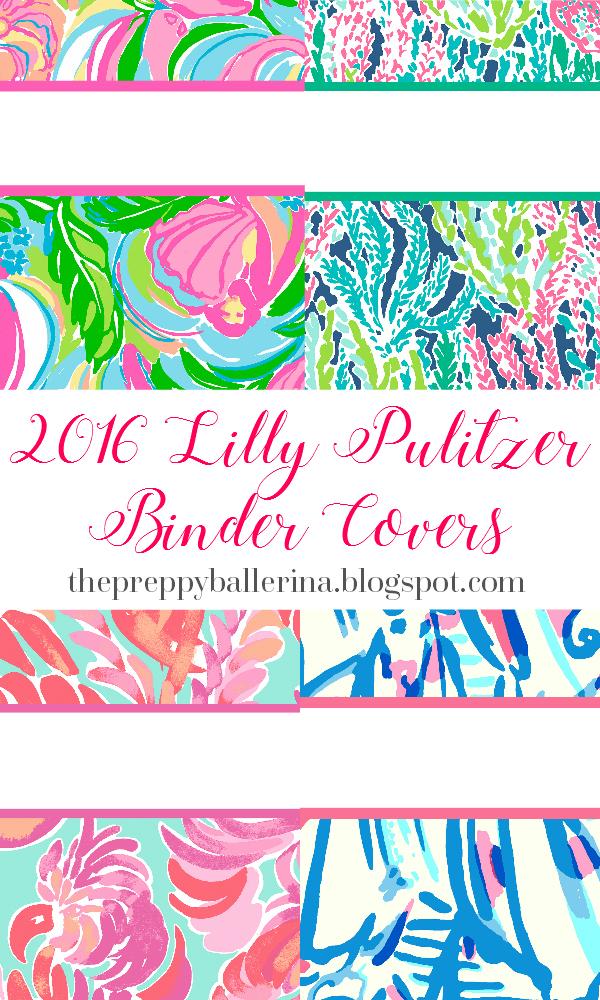 Kate Spade Binder Covers Templates