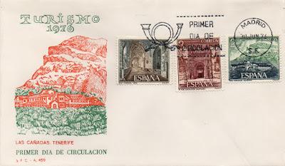 Sobre PDC 1976 Turismo, Teide, Santiago y León