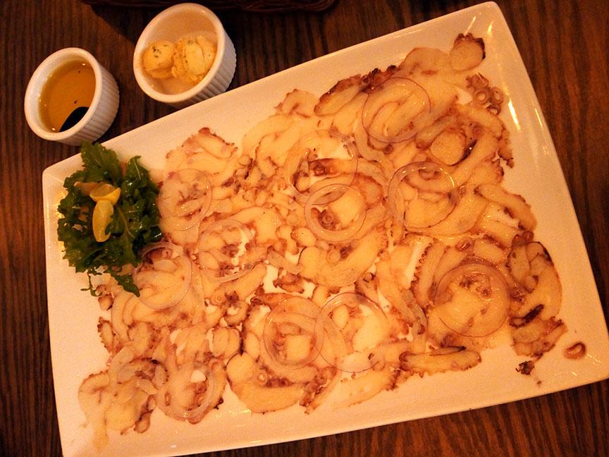 Il posto authentic italian food experience in karachi for Authentic italian cuisine