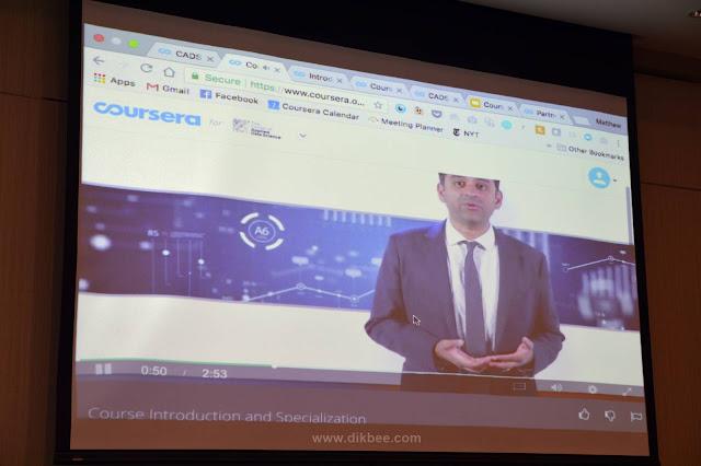 Kerjasama CADS Dan Coursera Lancar Kursus Dalam Talian Antarabangsa