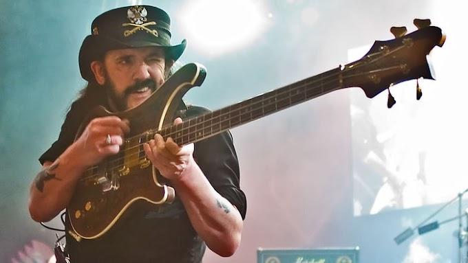 Lemmy Kilmister: Escucha su nueva canción.