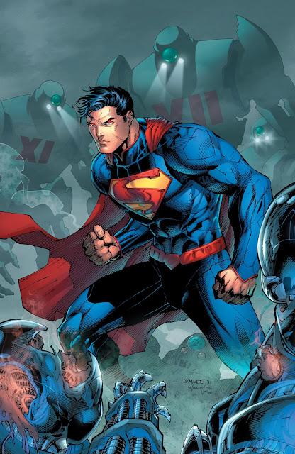 Superman nuevos 52