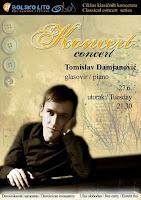 Tomislav Damjanović, koncert Bol slike otok Brač Online