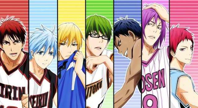 Kuroko's Basketball's 3 Compilation Films
