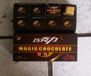 Perangsang Magic Chocolate