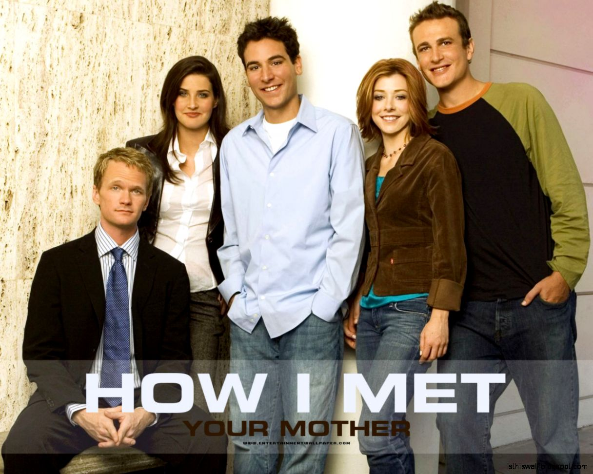 Download How I Met Your Mother Hd Wallpaper This Wallpapers