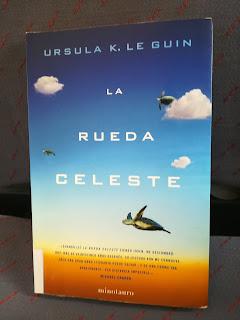 """El libro de ciencia ficción """"La rueda celeste"""", de Ursula K Le Guin"""
