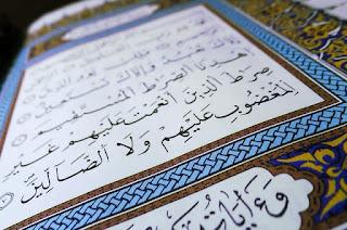 Al-Quran yang 'Malang'.