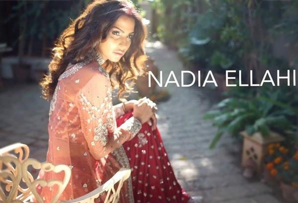 Nadia Elahi Bridal Dress Collection 2015