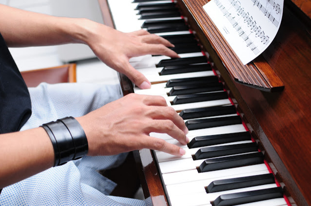 HỌC PIANO Ở ĐÂU BÌNH THẠNH HCM?